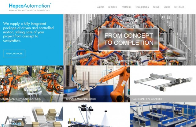 HepcoAutomation Homepage