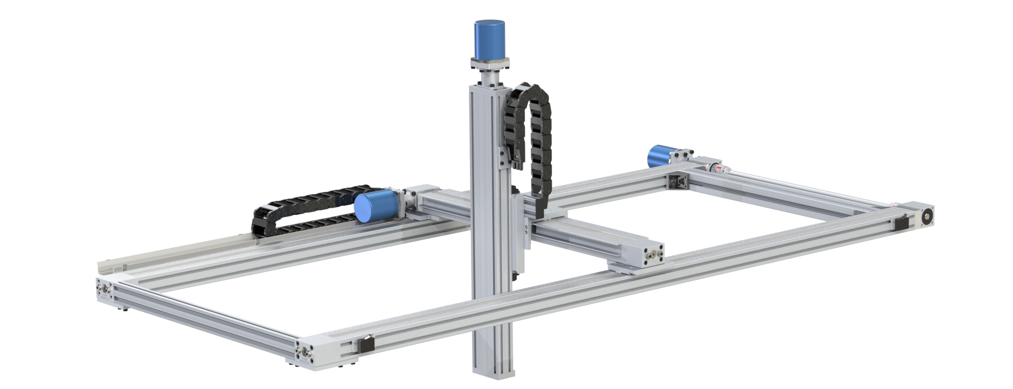 Cartesian XYZ Gantries - HepcoAutomation